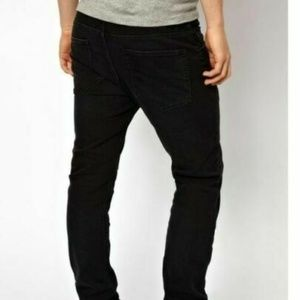 WESC Men Jeans BNWT slim fit ripped new